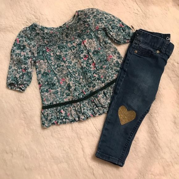OshKosh B'gosh Other - 18 months blouse and pant set